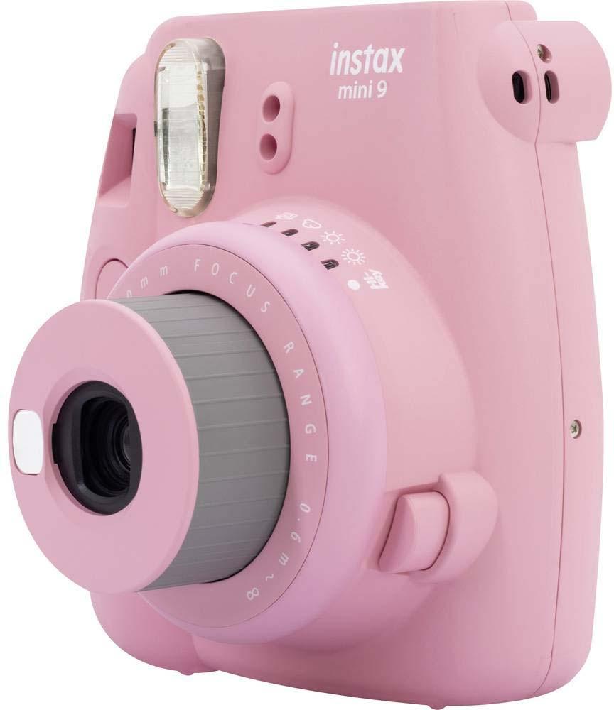 Fujifilm instax mini 9 rose Digitālā kamera