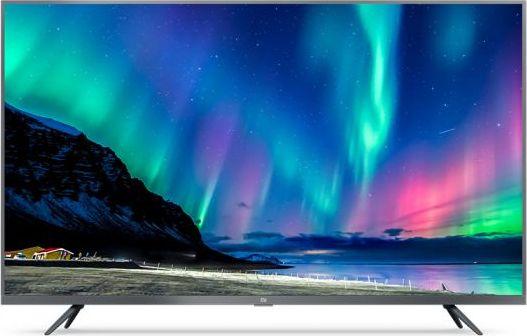 Xiaomi Mi LED TV 4S 43, Smart TV, Android 9.0, 4K UHD, 3840 x 2160 pixels, Wi-Fi, DVB-T2/C/S2, Black LED Televizors
