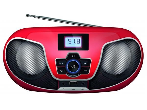 Manta BBX005 CD,MP3 magnetola