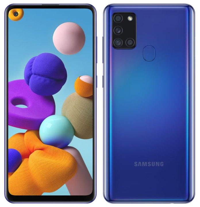 Samsung Galaxy A21s 3GB/32GB Blue Mobilais Telefons