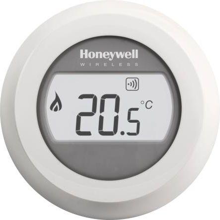 Honeywell Wireless one-zone thermostat with sensor (T87RF2025)