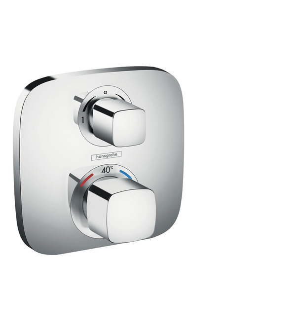Hansgrohe Shower mixer Ecostat E thermostatic external element chrome (15708000)