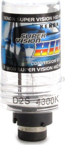 HID Xenon Light Bulb HID Xenon Super Vision D2S, 4300K, 1 pc. D2S43 auto spuldze