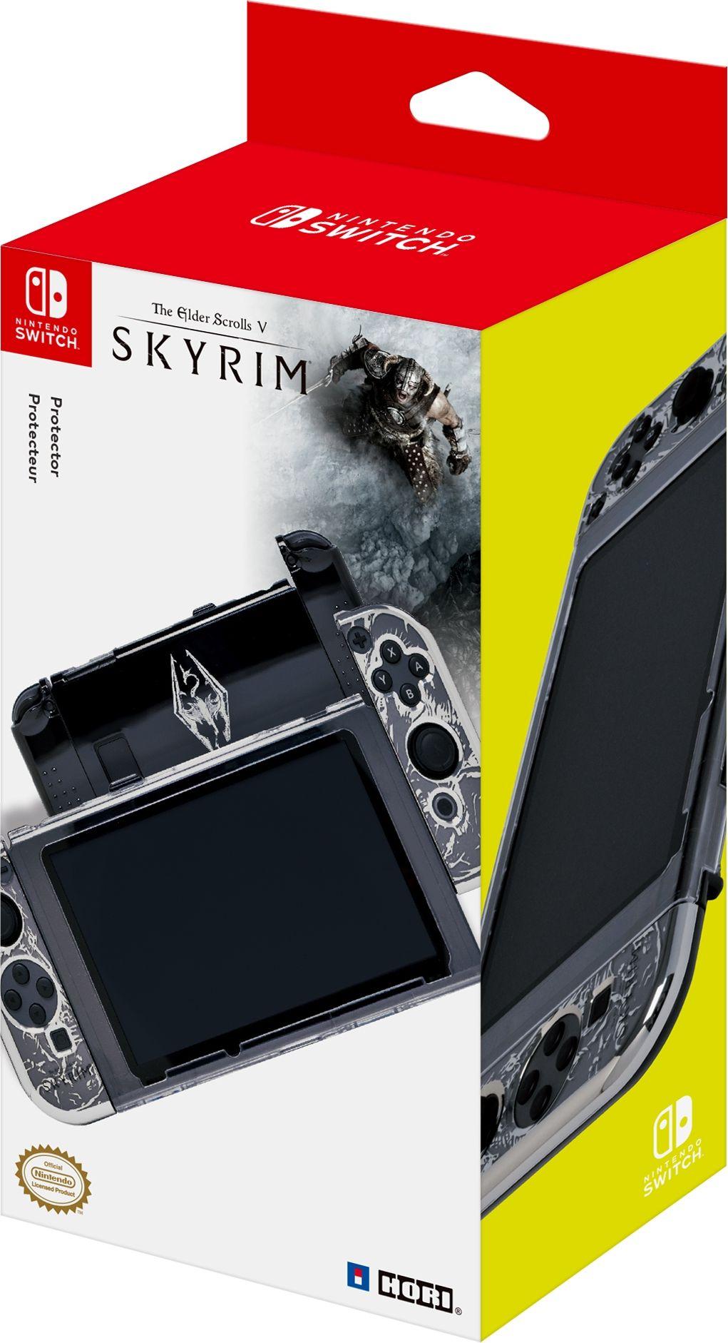 HORI Switch Snap & Go Skyrim Protector (NSW-065U) NSW-065U spēļu aksesuārs