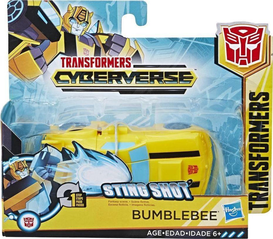 Hasbro Transformers Cyberverse Bumblebee (E3522/E3642)