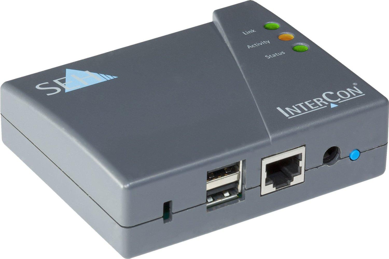 SEH PS03a Print server external USB 2.0 Printserveris