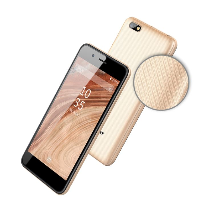 Blaupunkt SL 04 gold ENG/RUS 5999887068379 T-MLX26996 Mobilais Telefons