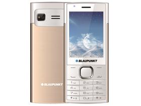 Blaupunkt FL 01 white-gold ENG Array T-MLX26988 Mobilais Telefons