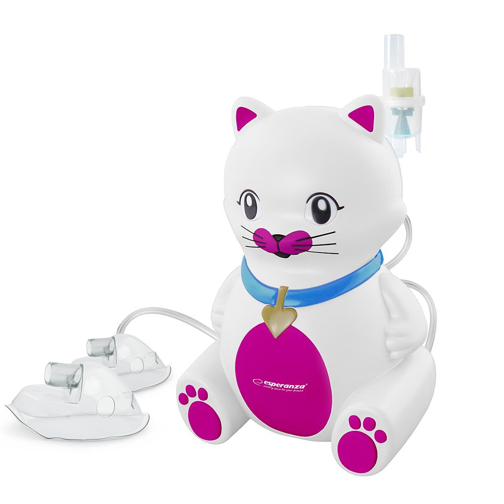 Esperanza KITTY Inhalators  ECN003 ( white color ) inhalators