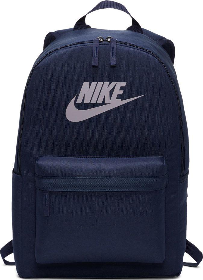 Nike Heritage BKPK 2.0 Navy blue BA5879 451 Tūrisma Mugursomas
