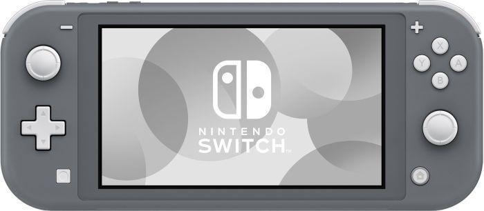 Nintendo Switch Lite Grey spēļu konsole