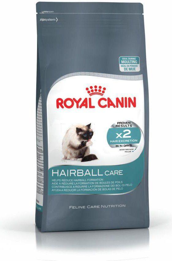Royal Canin Hairball care 10 kg kaķu barība