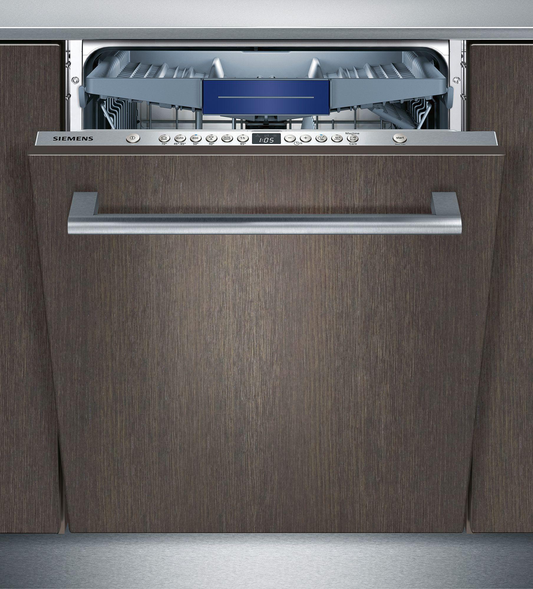 SN636X01ME Dishwasher Iebūvējamā Trauku mazgājamā mašīna