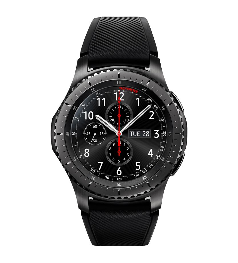 Samsung Gear S3 Frontier (SM-R760NDAAXEO) Viedais pulkstenis, smartwatch