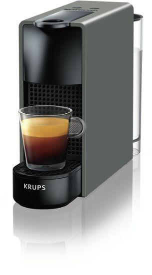Krups Nespresso Essenza Mini - grey Kafijas automāts