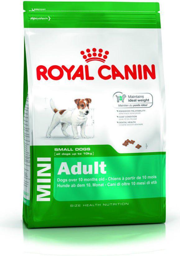 Royal Canin Mini Adult 4 kg barība suņiem