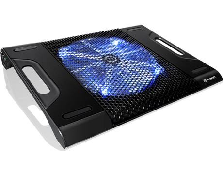 Thermaltake Massive 23 LX portatīvā datora dzesētājs, paliknis