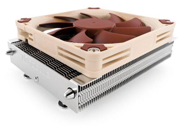 Noctua NH-L9a-AM4 procesora dzesētājs, ventilators