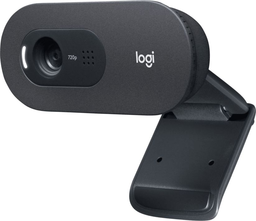 Logitech HD Business Webcam C505e Black, USB-A web kamera