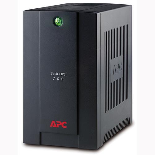 APC Back-UPS 700VA, 230V, AVR, Schuko nepārtrauktas barošanas avots UPS