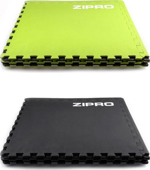 Zipro Protective puzzle mat 20mm black Matrači un tūrisma paklāji