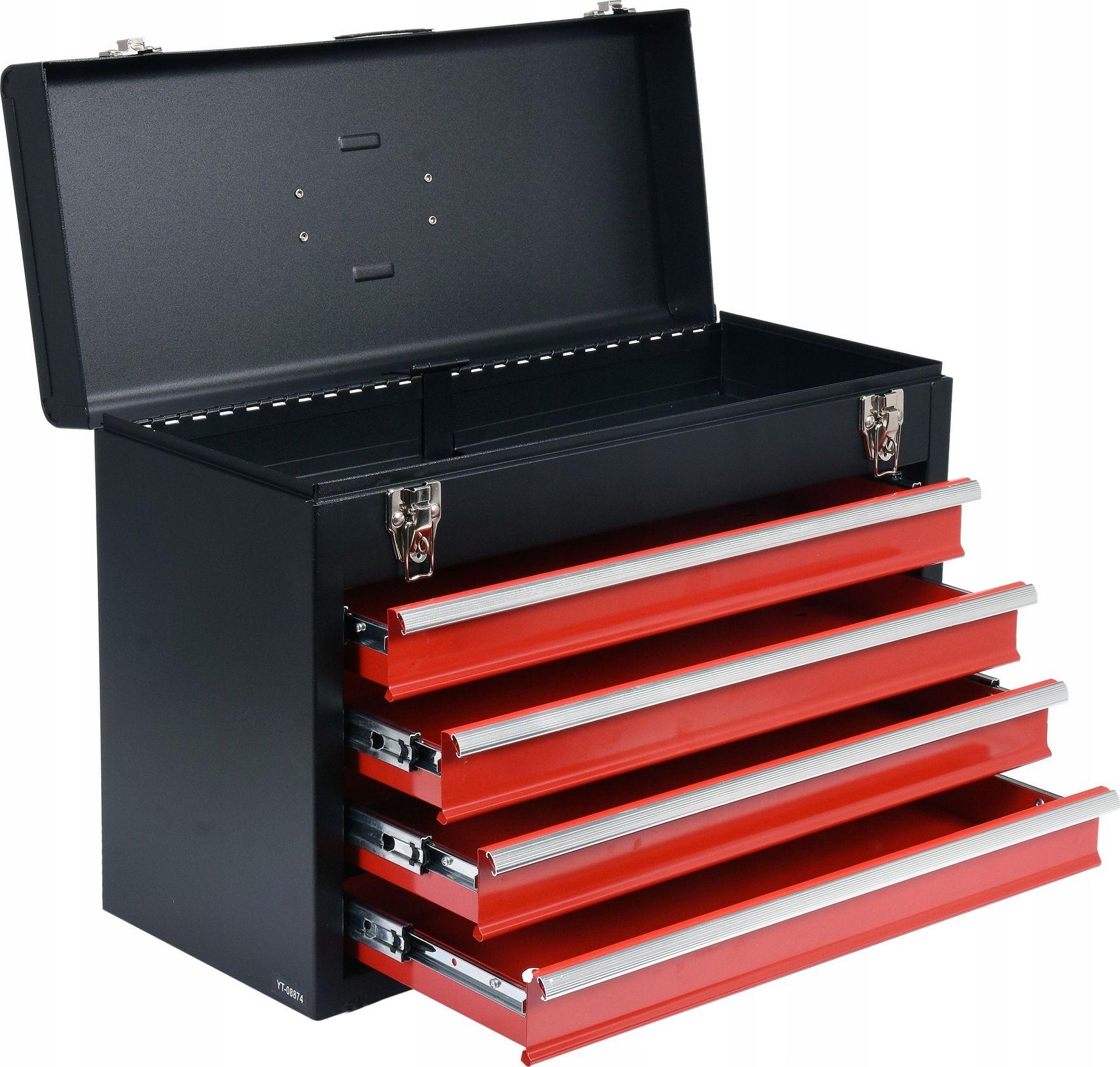 Yato Tool Box 4-drawers (YT-08874)
