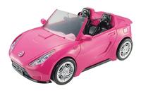 Barbie Mattel Barbie Glam Convertible - model vehicle - pink bērnu rotaļlieta