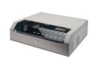 SOHO, slim, 145x525x475 mm 3U rotatable, 2U fixed, color gray Serveru aksesuāri