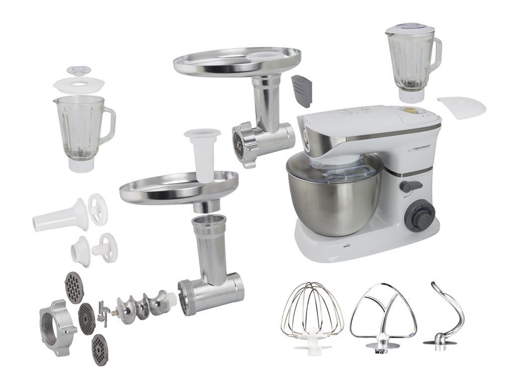 Multifunktion Stand Mixer Master 1000 Virtuves kombains