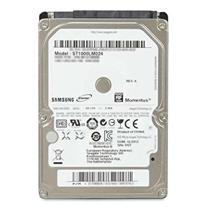 Seagate/Samsung HDD Mobile Momentus (2.5