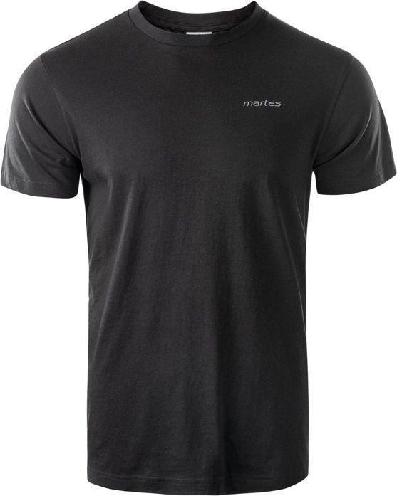 Martes BRANDO Black Men's T-Shirt. M