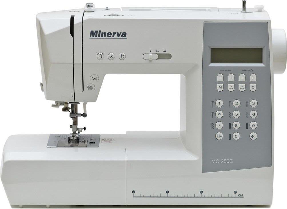 Maszyna do szycia Minerva Maszyna do szycia Minerva MC250C MC250C Šujmašīnas