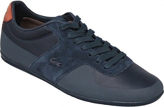 Lacoste Turnier 117 1 shoes men's navy blue s. 43 (CAM1021003)