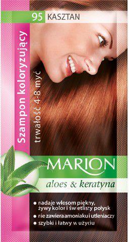 Marion Szampon koloryzujacy 4-8 myc nr 95 kasztan 40 ml 7895
