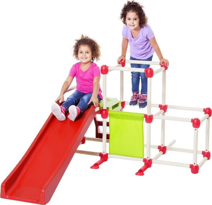 Lil`Monkey A ladder for children Climb n 'Slide Olympus with a slide