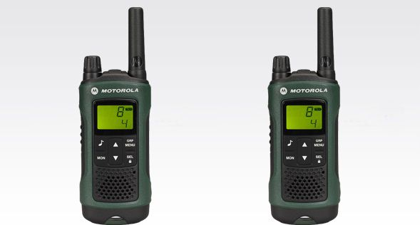 MOTOROLA T81 HUNTER DUO  WALKIE TALKIE rācijas
