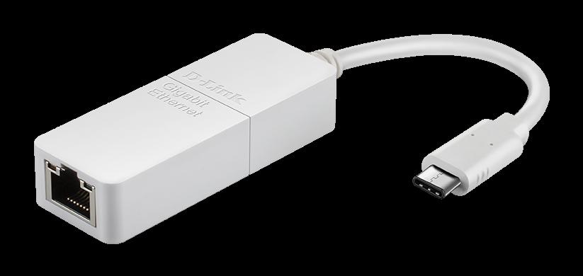 D-Link USB-C to Gigabit Ethernet Adapter tīkla karte