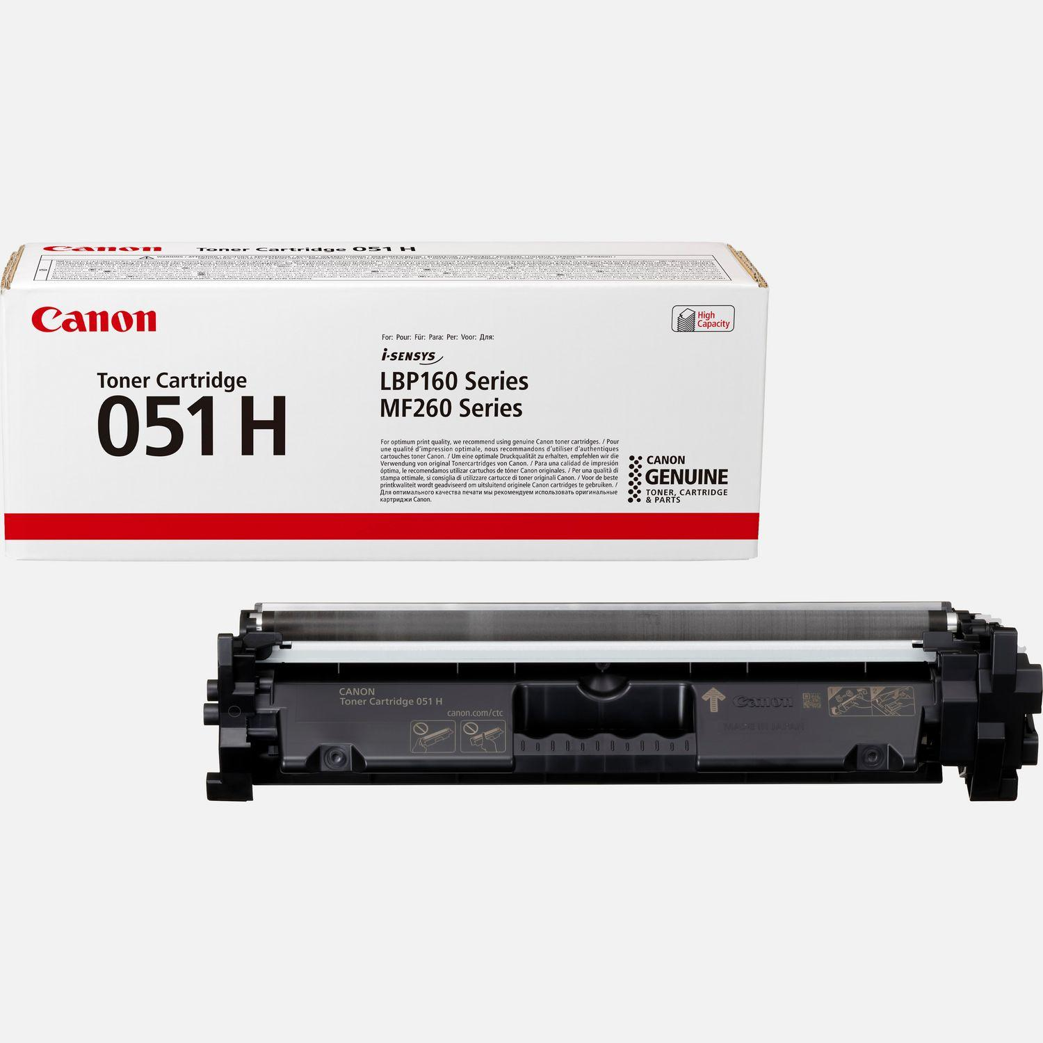 Canon Toner Cartridge 051 H black