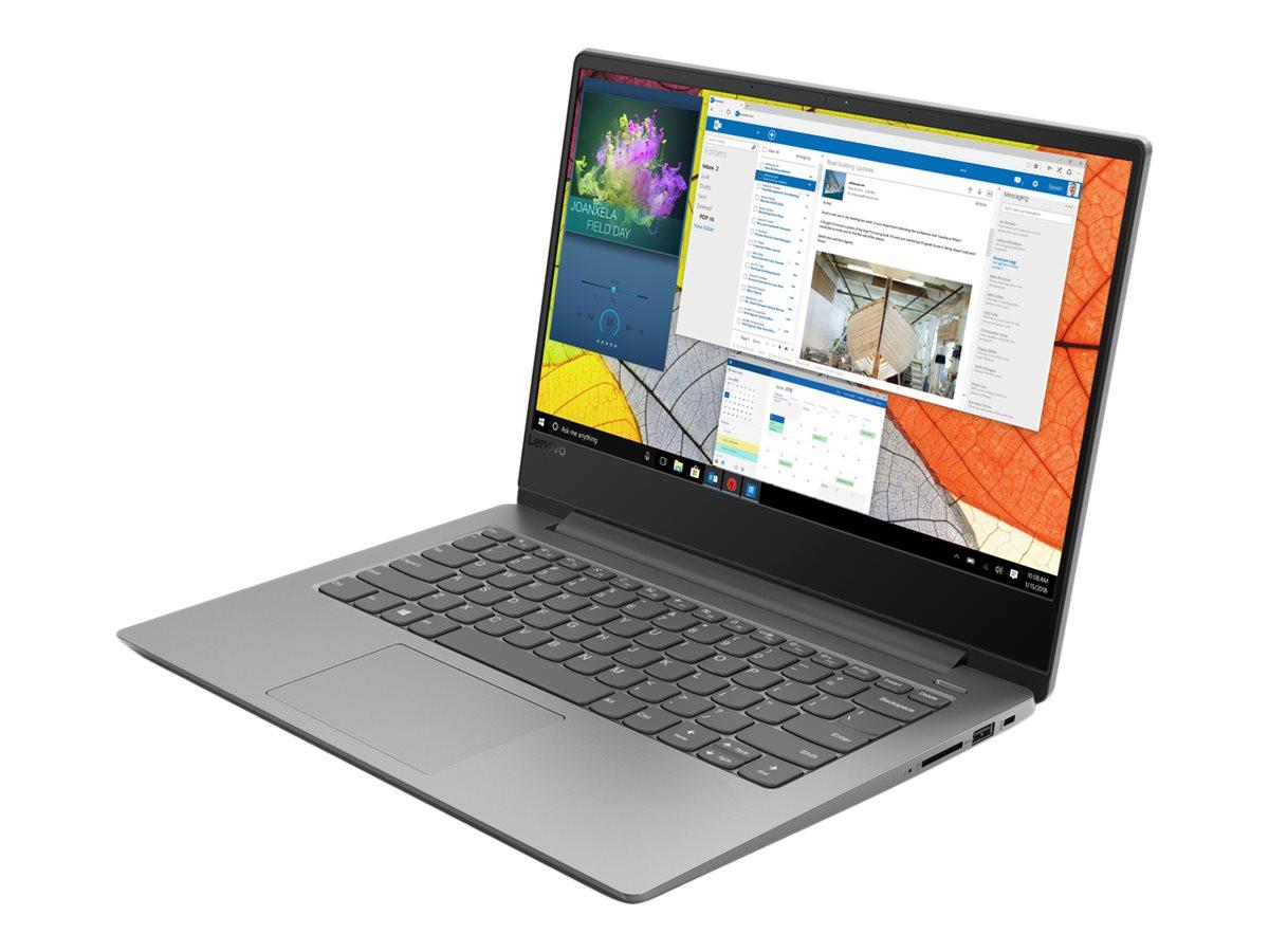 """Lenovo IdeaPad 330S-14IKB 14""""FHD Matt/i5-8250U/8GB/256GB SSD/Win10 (soma, pele) Portatīvais dators"""