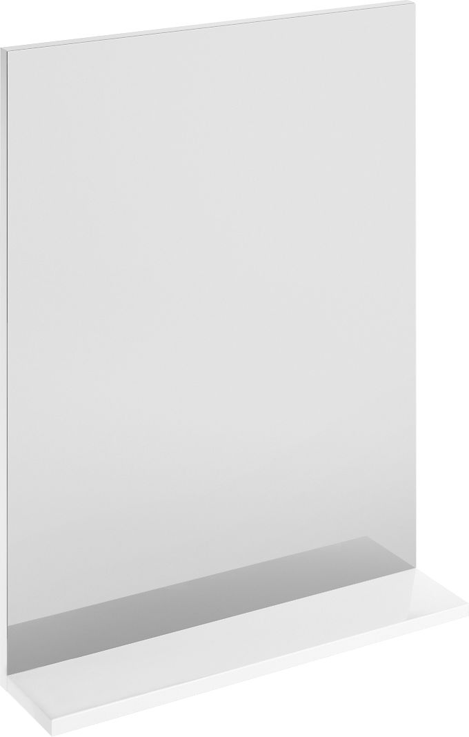 Cersanit Melar 50x65cm white gloss (S614-006)