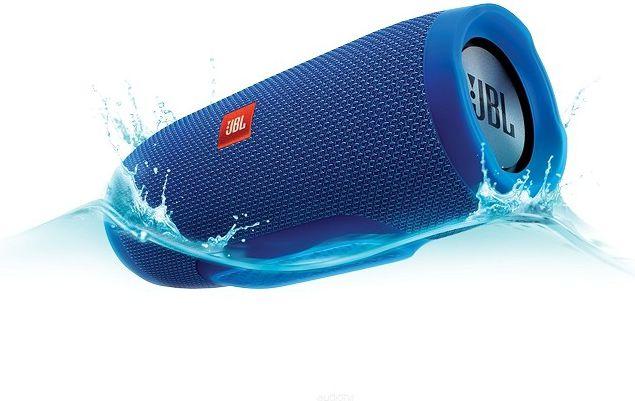 JBL Charge 3 III Bluetooth NFC Blue pārnēsājamais skaļrunis