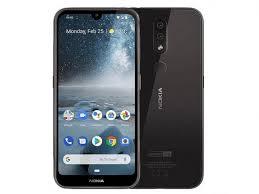 Nokia 4.2 Dual SIM 32 GB TA-1157  Black Mobilais Telefons