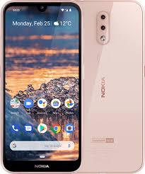 Nokia 4.2 Dual SIM 32 GB TA-1157  Pink Mobilais Telefons