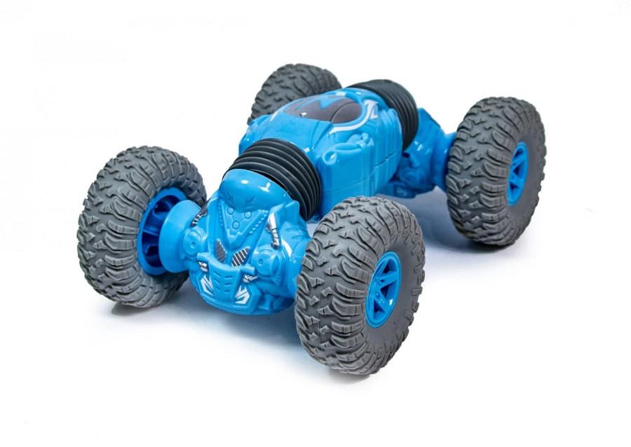 TPC Mini Twist Car 1:18 2.4GHz, RTR - blue Radiovadāmā rotaļlieta