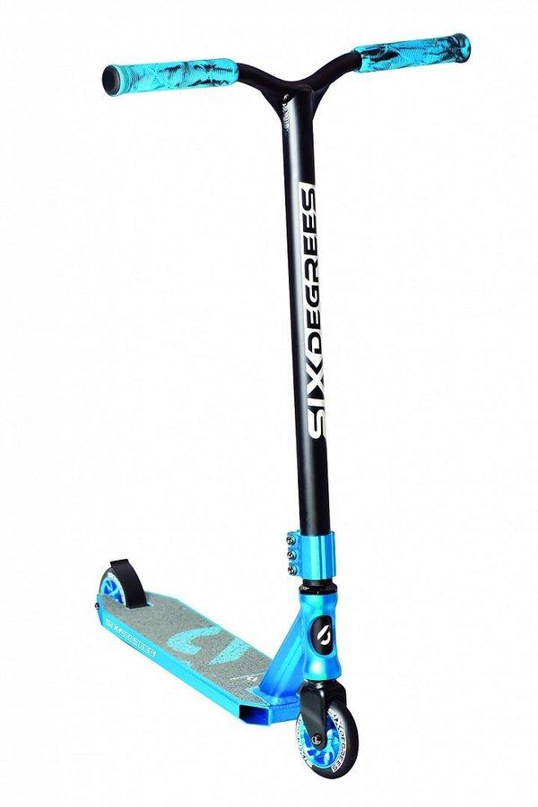 Six Degrees Scooter - triku skrejritenis, zils AU 536 Skrejriteņi