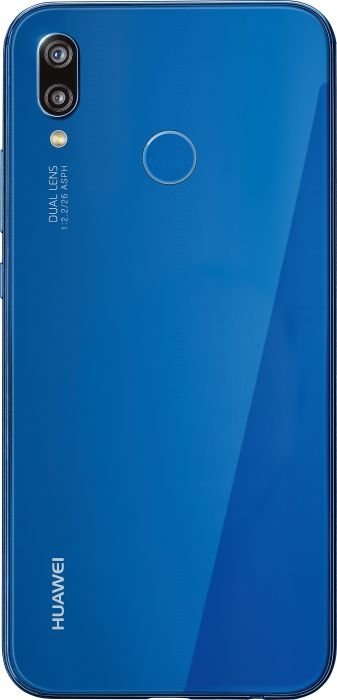 Huawei P20 lite 4GB/64GB - blue Mobilais Telefons