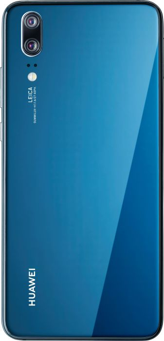 Huawei P20 - 5.8 - 128GB - Android - blue Mobilais Telefons