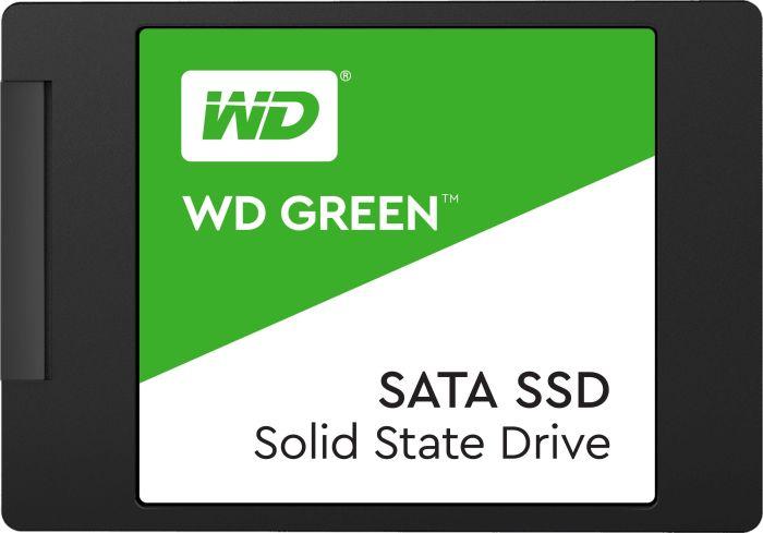 WD Green SSD 240GB SATA III SSD disks