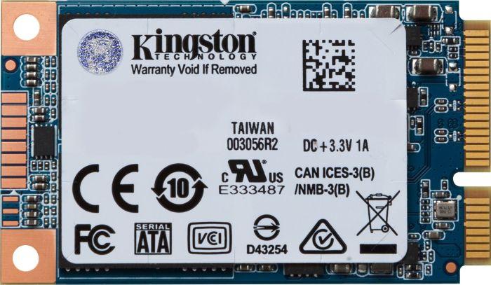 Kingston UV500 240 GB - SSD - mSATA SSD disks