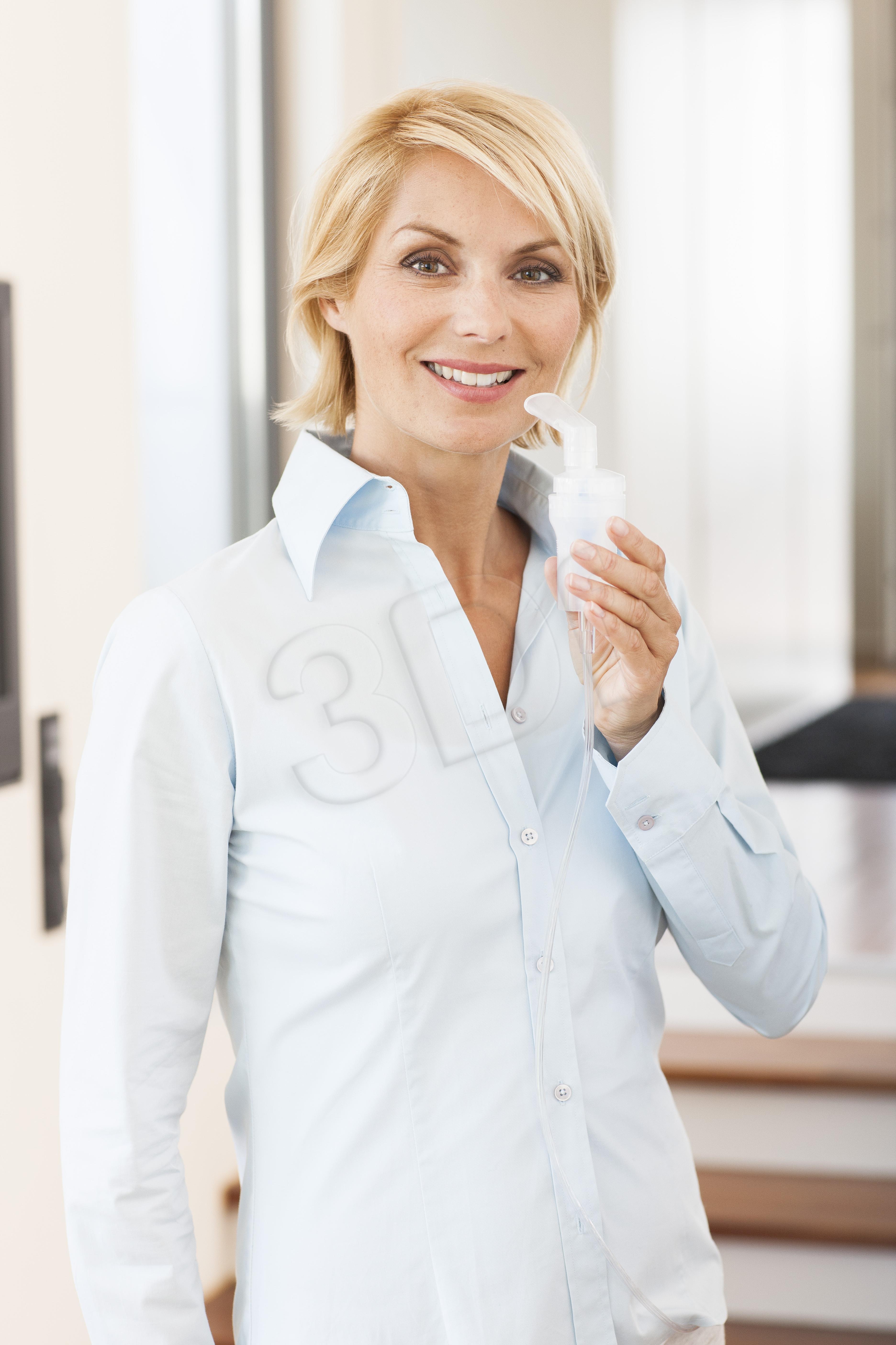 Inhaler compressor Medisana 54520 (white color) inhalators